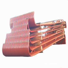 Power Station Boiler Spare Parts Wall Paneling Sheets